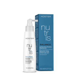 Nutris Balance - Bivalent toning lotion for oily and dandruff-prone scalps
